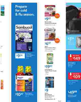 Walmart - deals are valid from 11/01/19 to 11/16/19 - page 11.