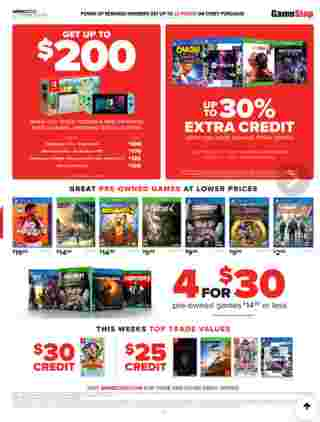 GameStop - deals are valid from 10/11/20 to 10/17/20 - page 5.