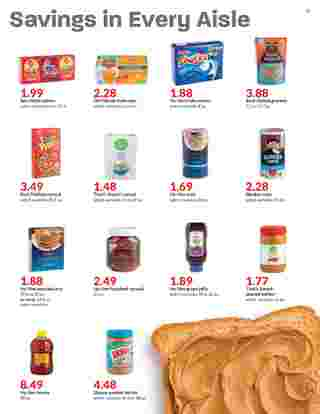 Hy-Vee - deals are valid from 01/20/21 to 01/26/21 - page 10.
