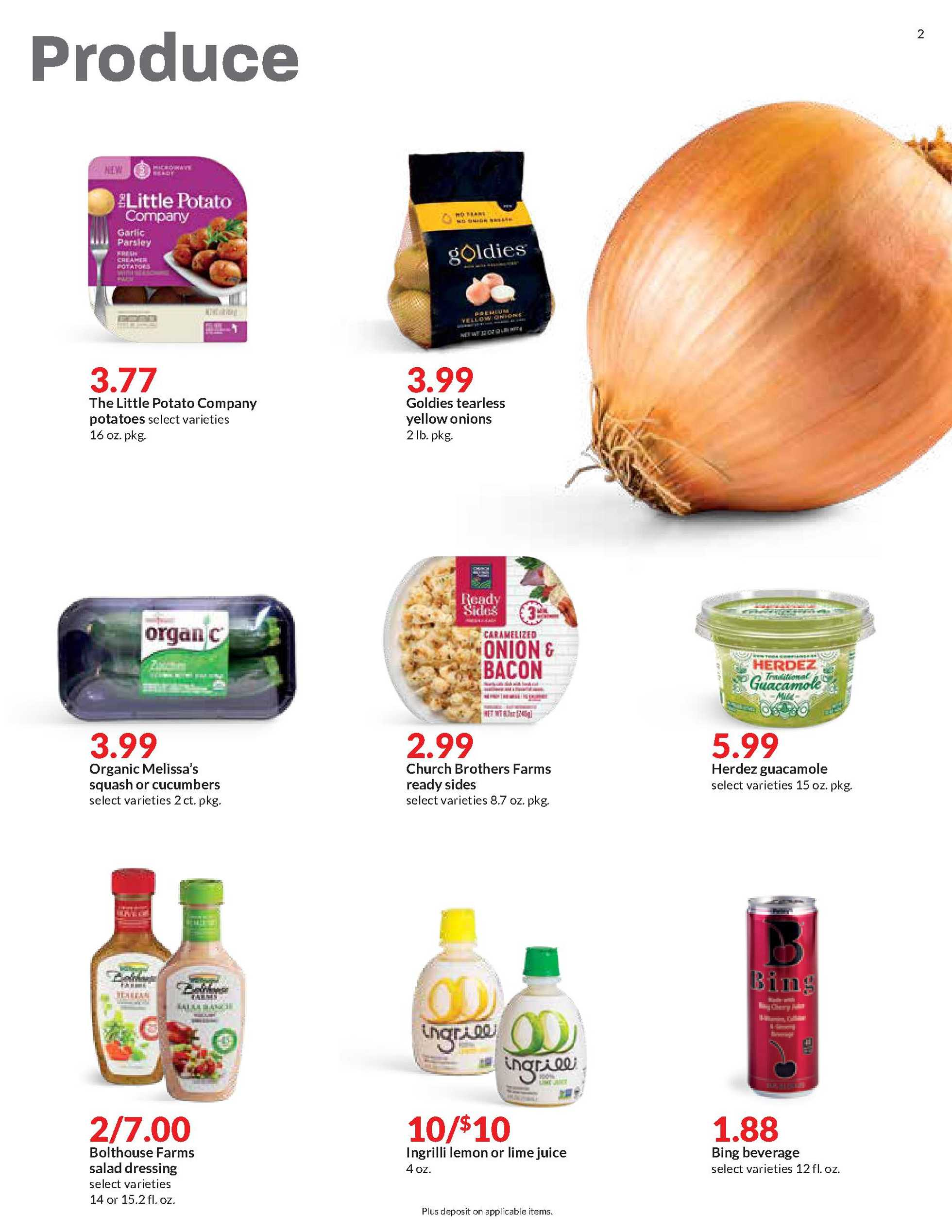 Hy-Vee - deals are valid from 01/20/21 to 01/26/21 - page 2.