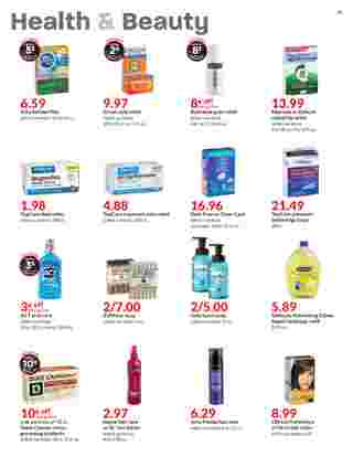 Hy-Vee - deals are valid from 01/20/21 to 01/26/21 - page 20.