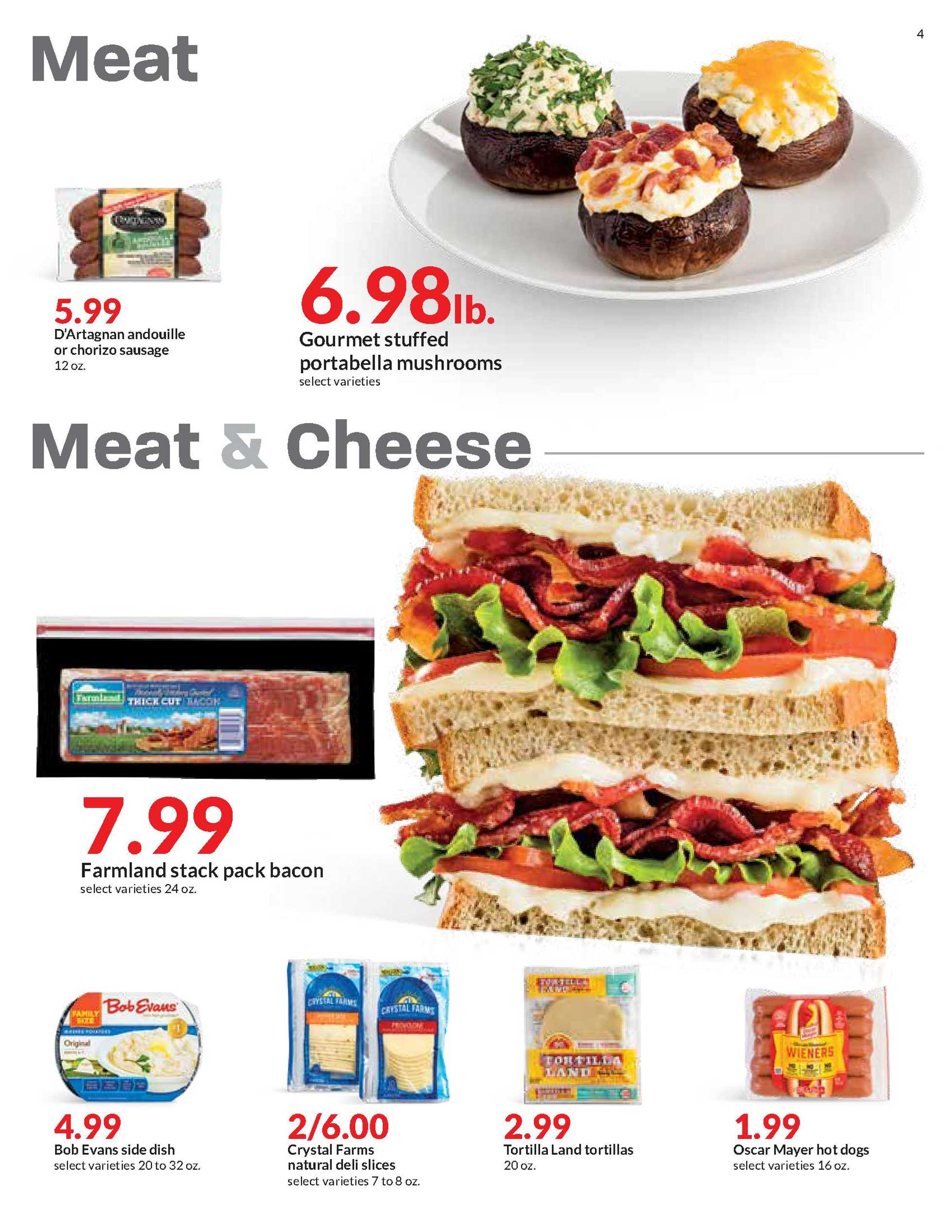 Hy-Vee - deals are valid from 01/20/21 to 01/26/21 - page 4.