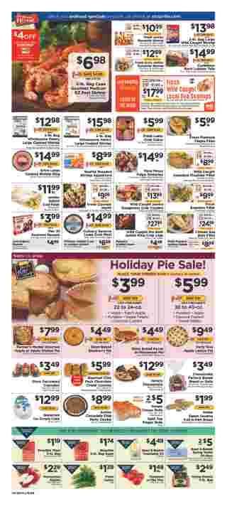 ShopRite - deals are valid from 12/22/19 to 12/28/19 - page 12.