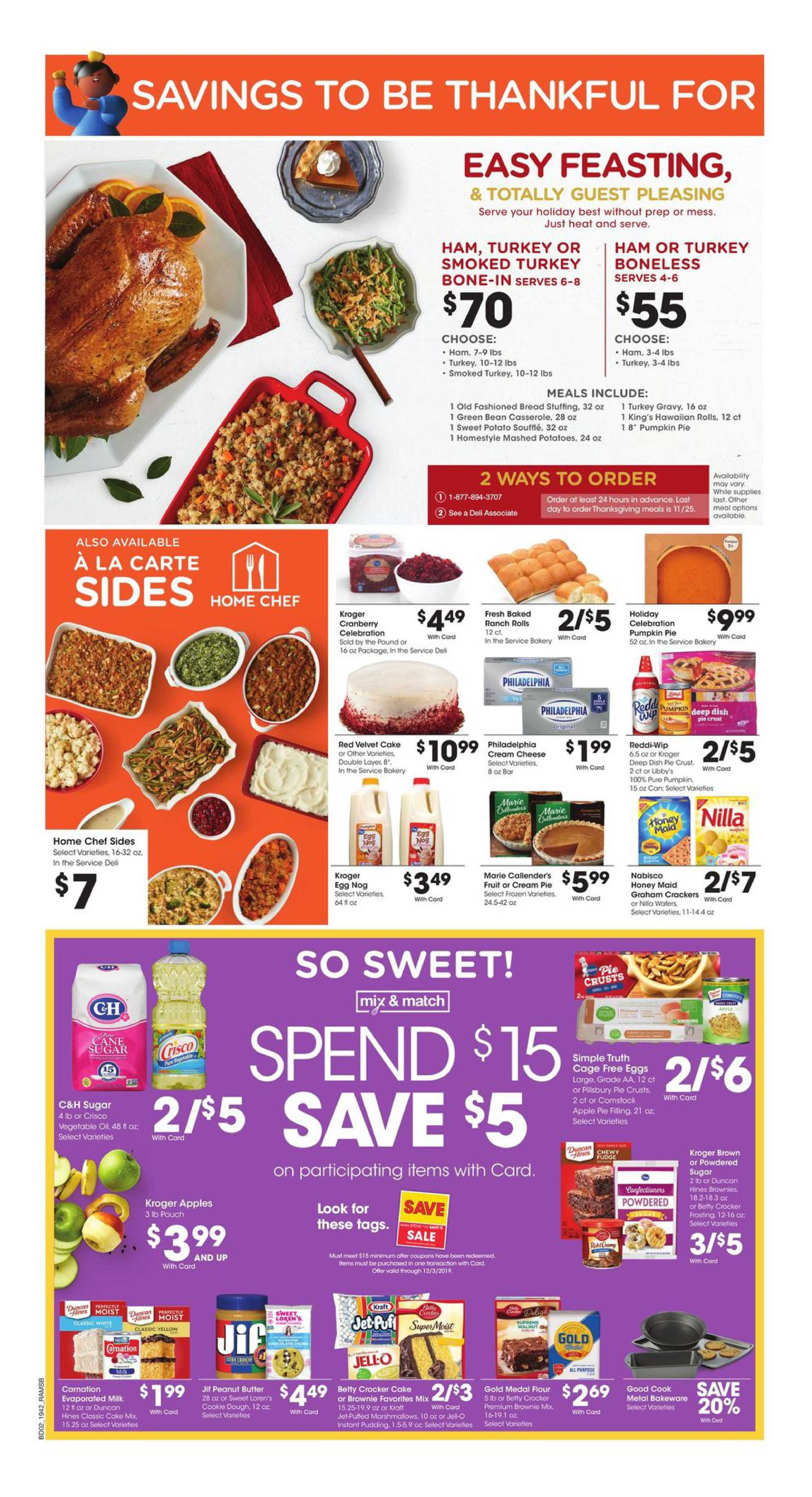 Ralphs - deals are valid from 11/20/19 to 11/28/19 - page 2.