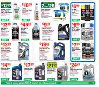 O'reilly - deals are valid from 05/27/20 to 06/23/20 - page 5.