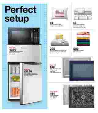 Target - deals are valid from 08/23/20 to 08/29/20 - page 14.