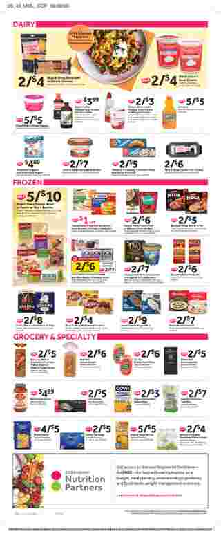 Stop & Shop - deals are valid from 10/16/20 to 10/22/20 - page 8.