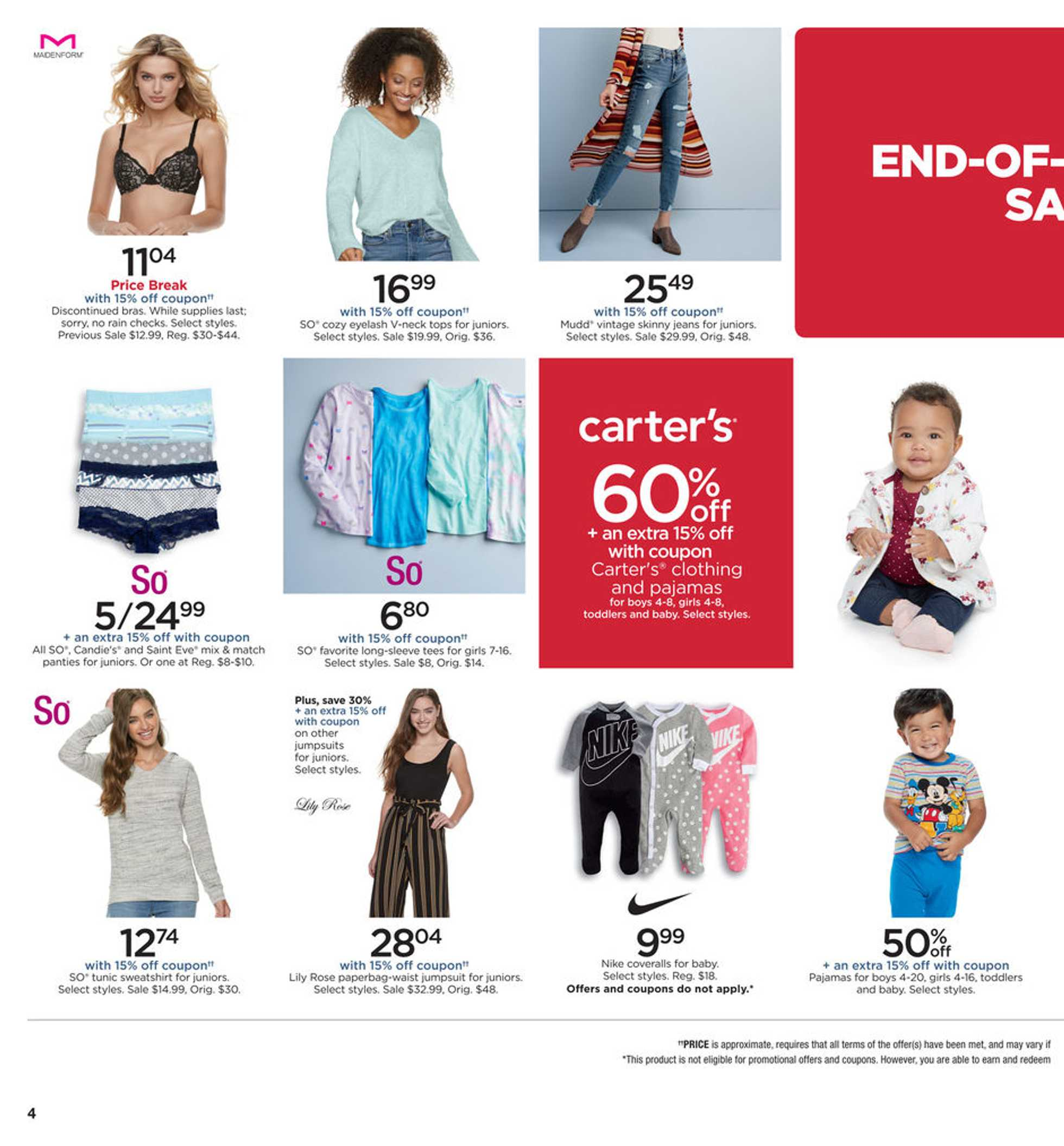 Kohl's - deals are valid from 01/30/20 to 02/01/20 - page 3.