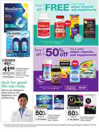 Walgreens - deals are valid from 09/20/20 to 09/26/20 - page 14.