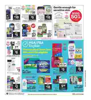 CVS - deals are valid from 10/04/20 to 10/10/20 - page 11.