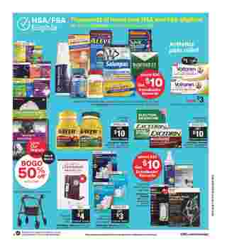 CVS - deals are valid from 10/04/20 to 10/10/20 - page 14.