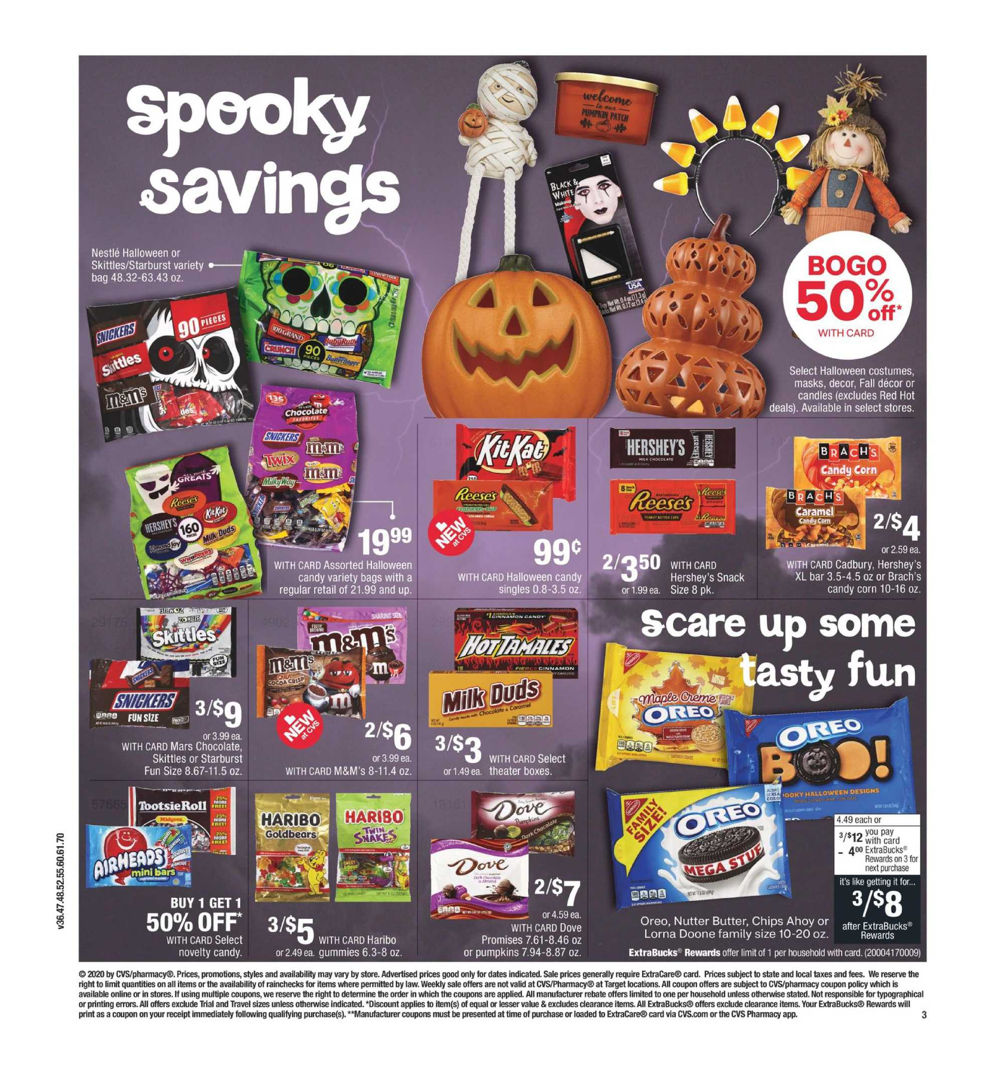 CVS - deals are valid from 10/04/20 to 10/10/20 - page 4.
