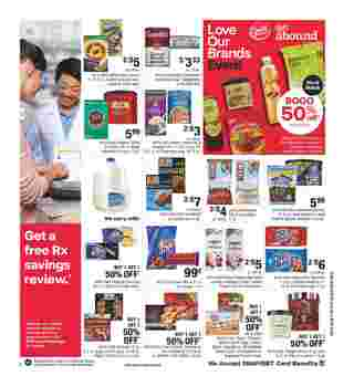 CVS - deals are valid from 10/04/20 to 10/10/20 - page 5.