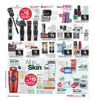 CVS - deals are valid from 10/04/20 to 10/10/20 - page 6.