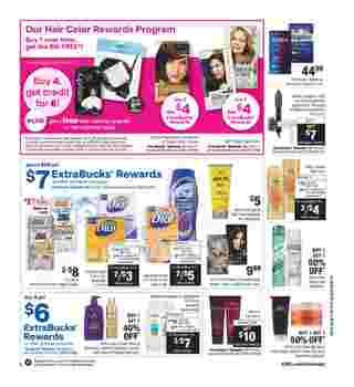 CVS - deals are valid from 10/04/20 to 10/10/20 - page 7.