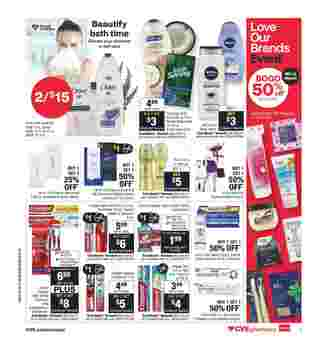 CVS - deals are valid from 10/04/20 to 10/10/20 - page 9.