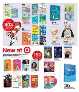 Target - deals are valid from 02/28/21 to 03/06/21 - page 27.