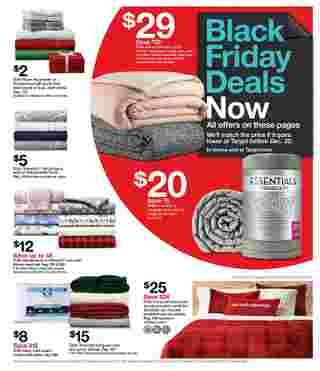 Target - deals are valid from 11/22/20 to 11/28/20 - page 60.