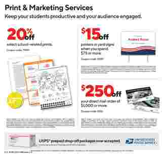 Staples - deals are valid from 09/27/20 to 10/03/20 - page 6.