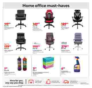 Staples - deals are valid from 11/01/20 to 11/07/20 - page 10.