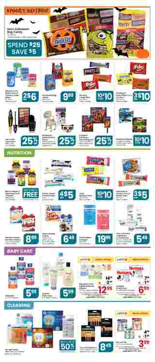 Star Market - deals are valid from 10/02/20 to 10/08/20 - page 5.