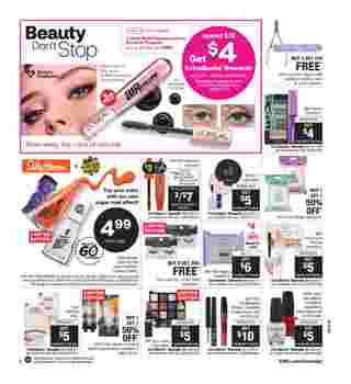 CVS - deals are valid from 10/25/20 to 10/31/20 - page 10.