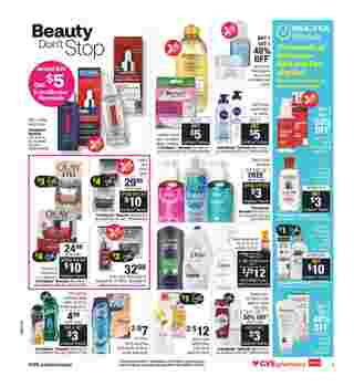 CVS - deals are valid from 10/25/20 to 10/31/20 - page 11.