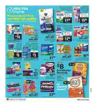 CVS - deals are valid from 10/25/20 to 10/31/20 - page 16.
