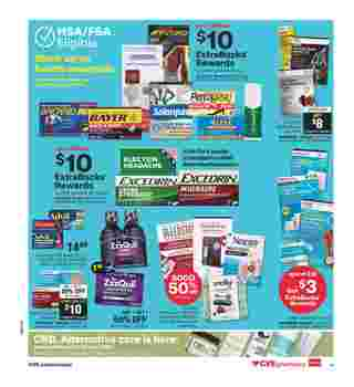 CVS - deals are valid from 10/25/20 to 10/31/20 - page 18.