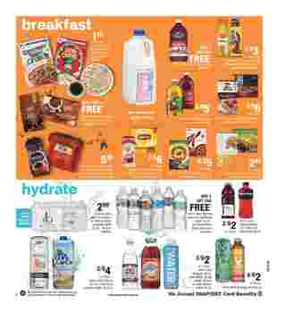 CVS - deals are valid from 10/25/20 to 10/31/20 - page 5.