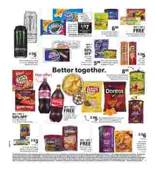 CVS - deals are valid from 10/25/20 to 10/31/20 - page 6.