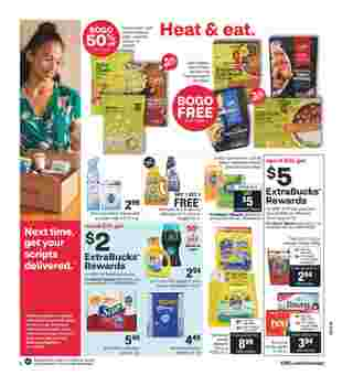 CVS - deals are valid from 10/25/20 to 10/31/20 - page 7.