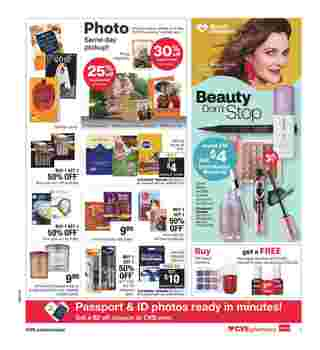 CVS - deals are valid from 10/25/20 to 10/31/20 - page 9.