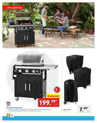 Lidl - promo starting from 04/24/19 to 04/30/19 - page 10.