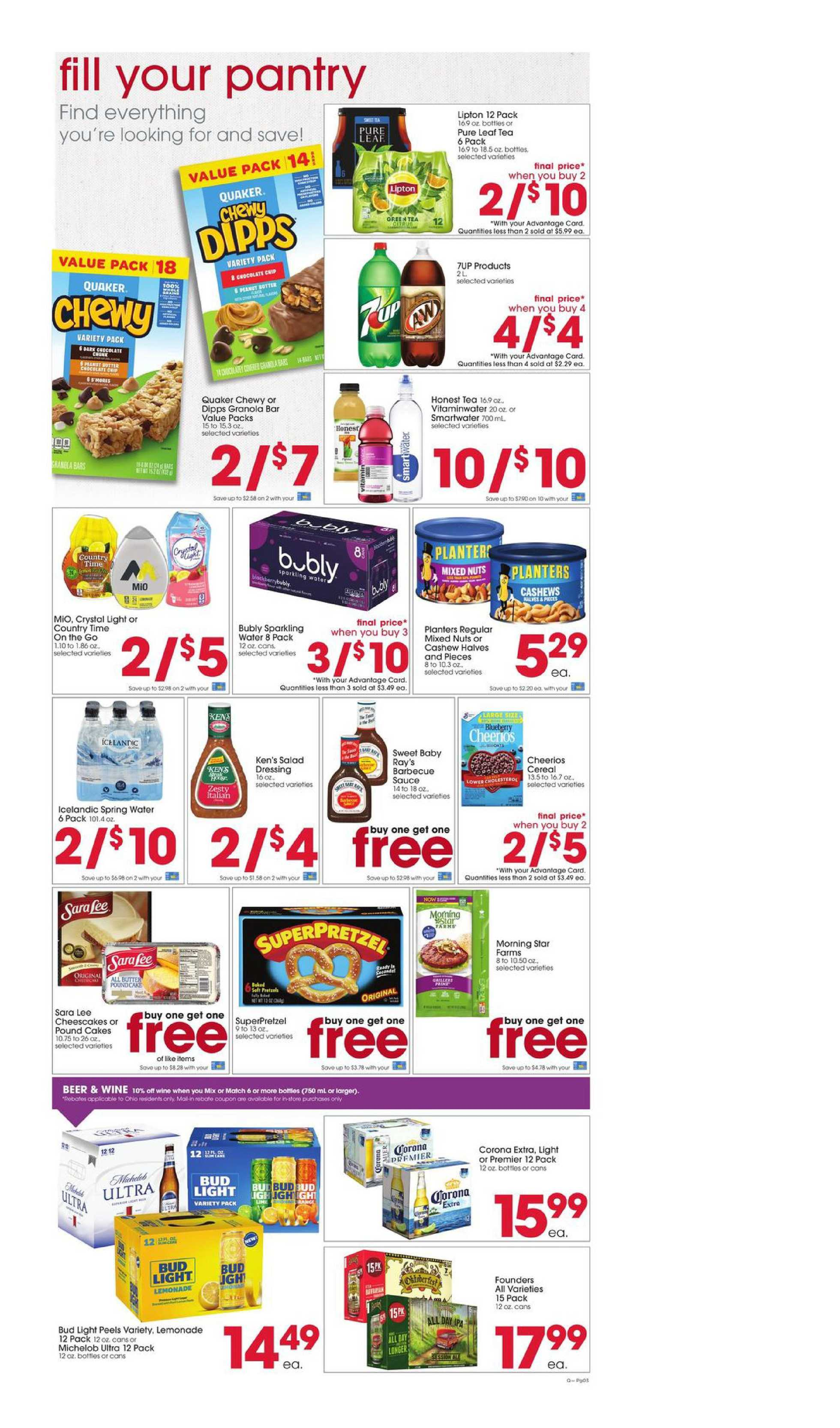 Giant Eagle - deals are valid from 08/27/20 to 09/02/20 - page 3.