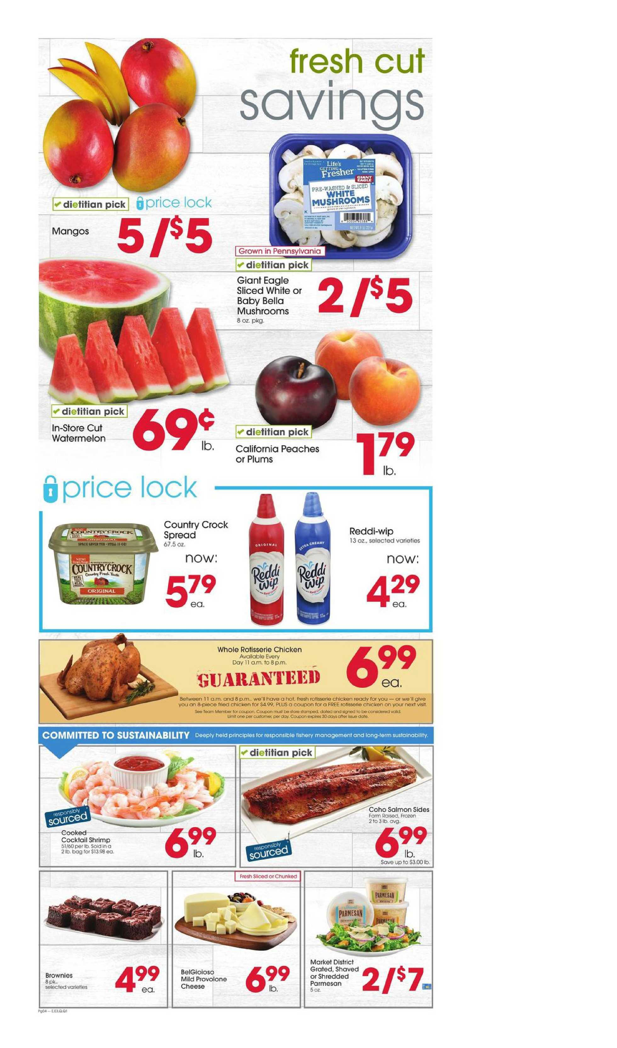 Giant Eagle - deals are valid from 08/27/20 to 09/02/20 - page 4.