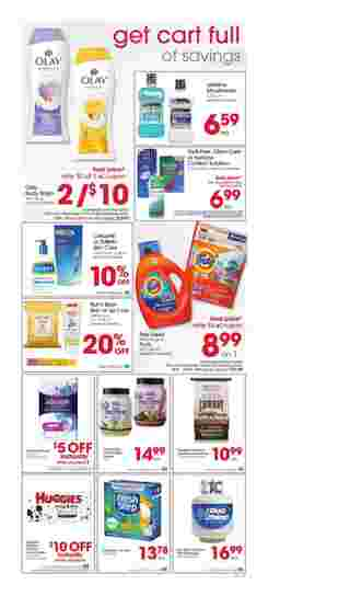 Giant Eagle - deals are valid from 08/27/20 to 09/02/20 - page 5.
