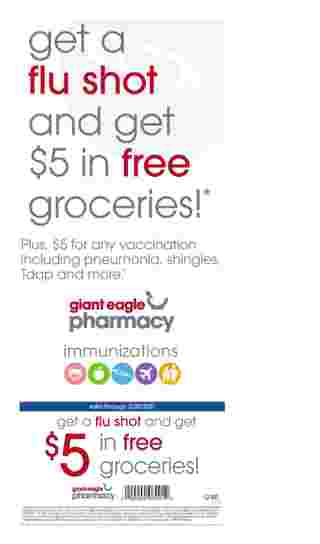 Giant Eagle - deals are valid from 10/01/20 to 10/07/20 - page 7.
