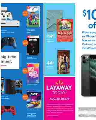 Walmart - deals are valid from 11/01/19 to 11/16/19 - page 16.