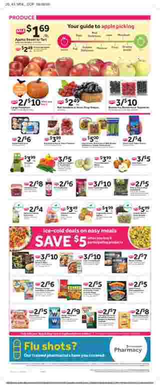 Stop & Shop - deals are valid from 10/16/20 to 10/22/20 - page 13.