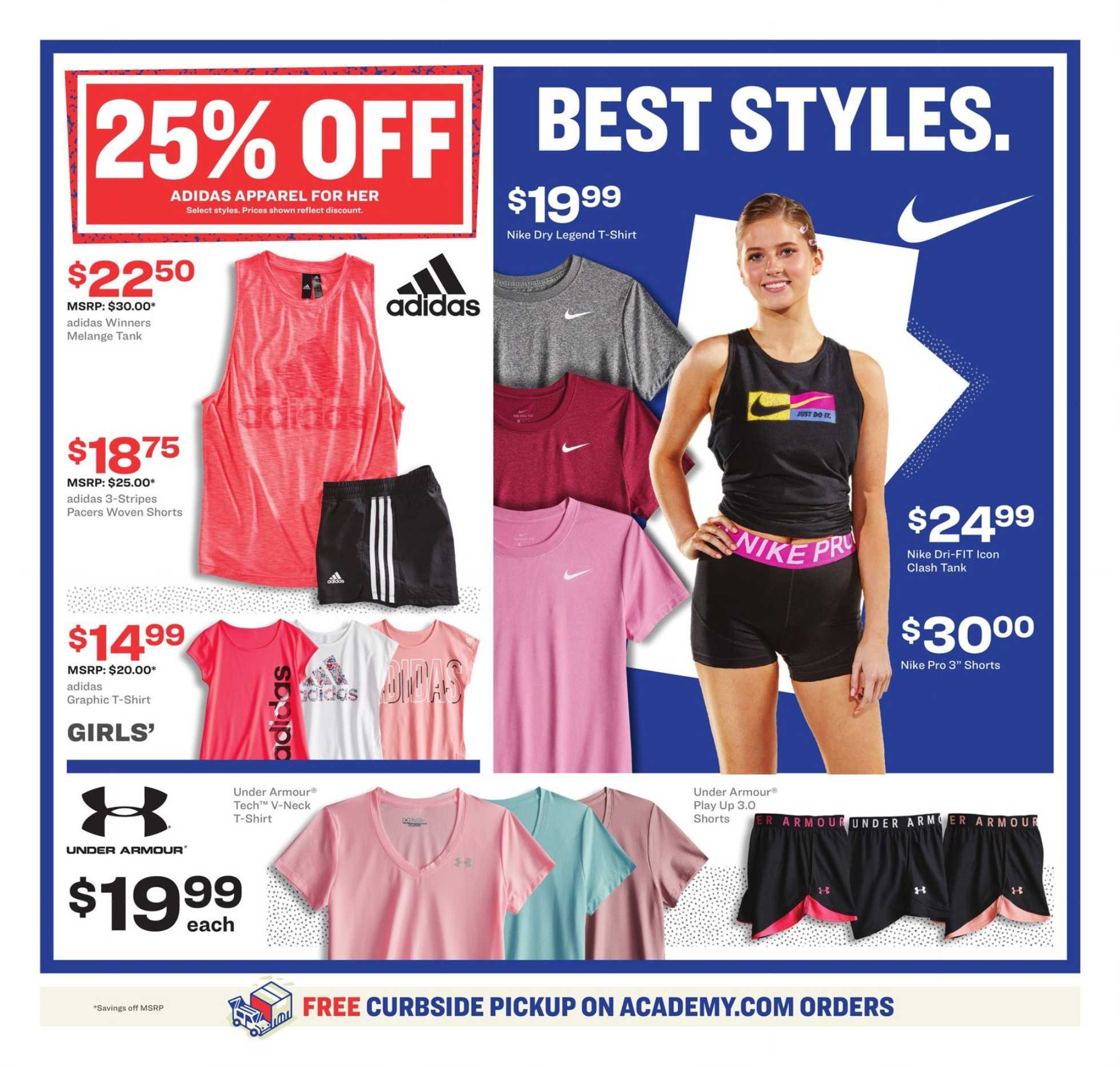 Academy Sports + Outdoors - deals are valid from 08/10/20 to 08/16/20 - page 4.