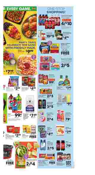 Kroger - deals are valid from 01/29/20 to 02/04/20 - page 6.