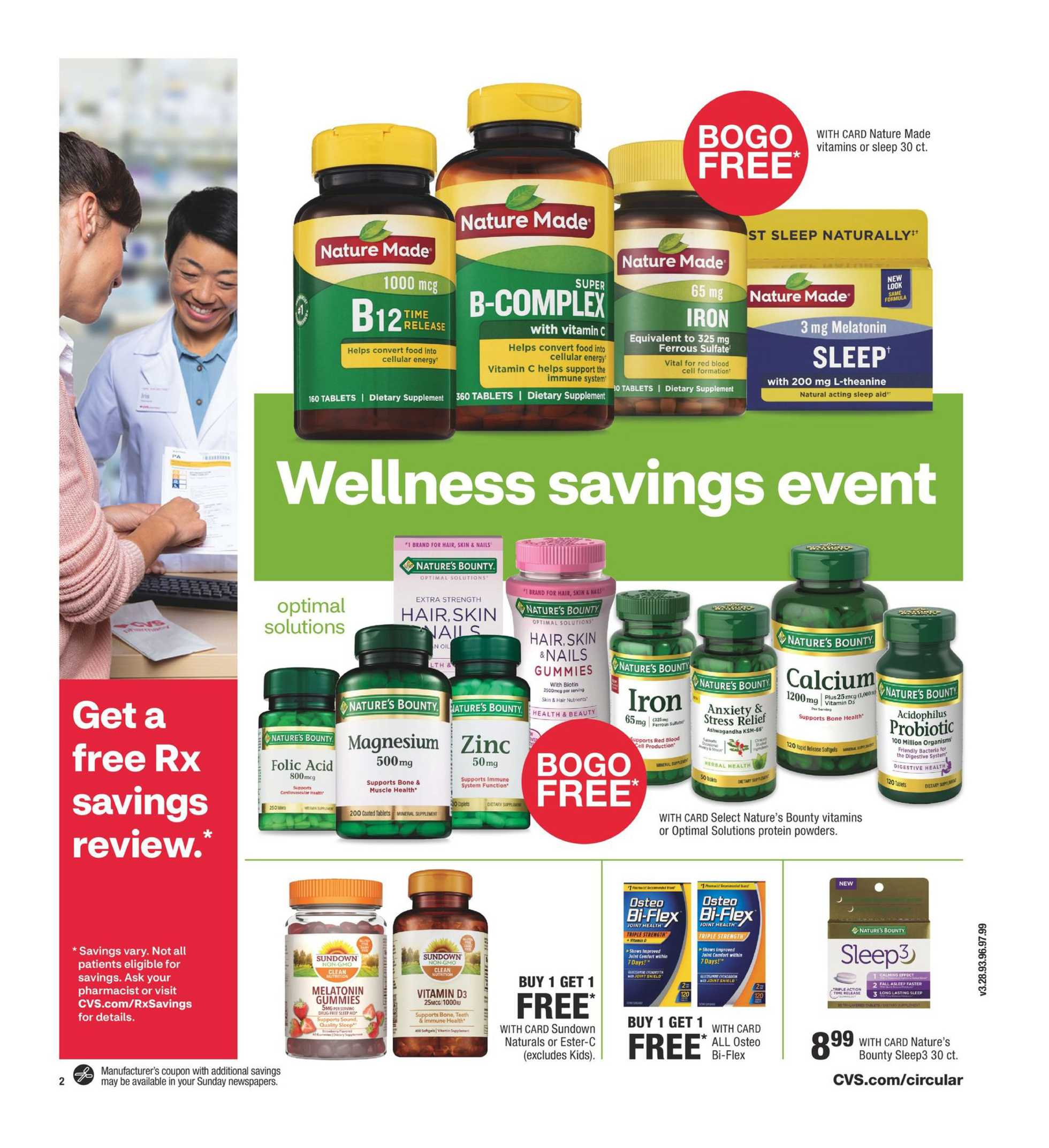 CVS - promo starting from 01/12/20 to 01/18/20 - page 3.