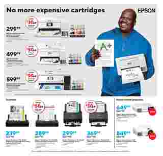 Staples - deals are valid from 08/23/20 to 08/29/20 - page 11.