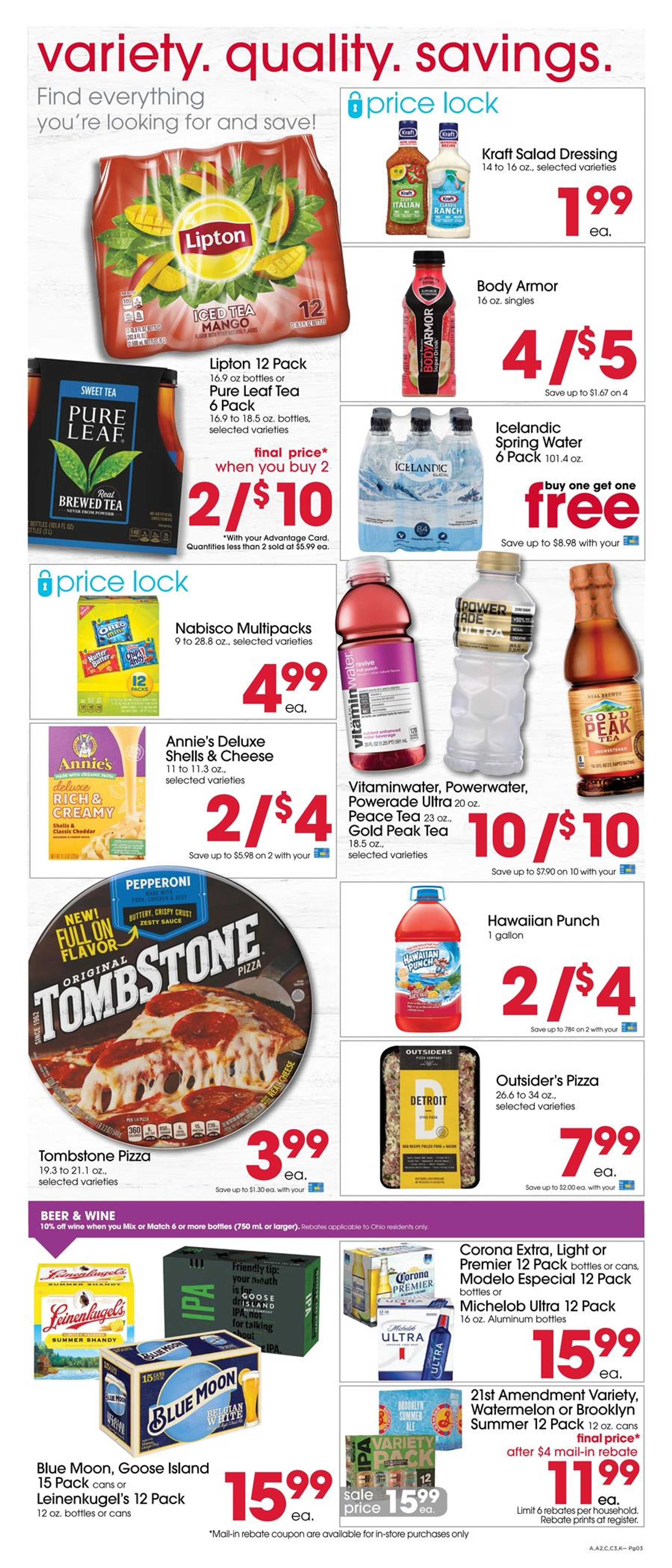 Giant Eagle - deals are valid from 07/23/20 to 07/29/20 - page 3.