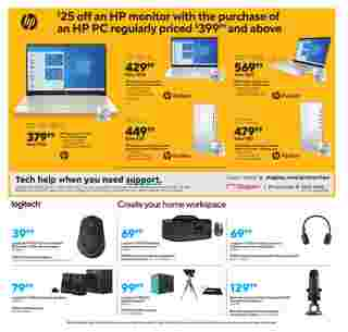Staples - deals are valid from 08/23/20 to 08/29/20 - page 5.