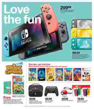 Target - deals are valid from 02/09/20 to 02/15/20 - page 11.
