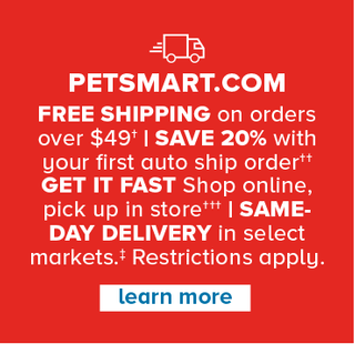 PetSmart - deals are valid from 08/03/20 to 08/30/20 - page 86.