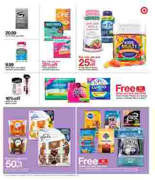 Target - deals are valid from 02/09/20 to 02/15/20 - page 27.