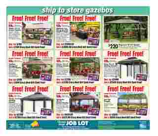 Ocean State Job Lot - deals are valid from 10/01/20 to 10/07/20 - page 21.